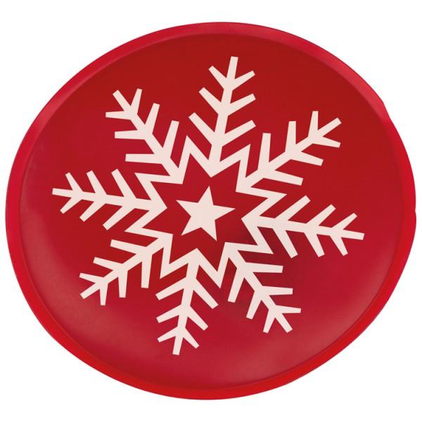 Handwärmer Schneeflocke
